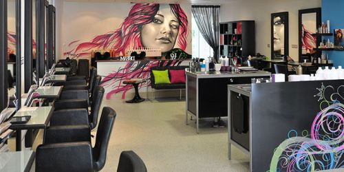 ARC Hairdressing amp Wine Bar - Hairdresser Find