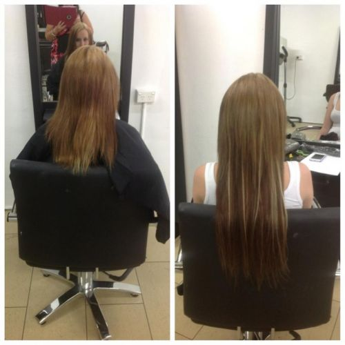 Jodie Yakalis Hairdressing