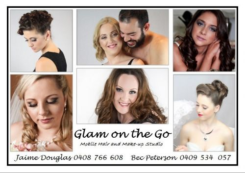 Glam on the Go - Mobile Hair and Make up Studio - Hairdresser Find