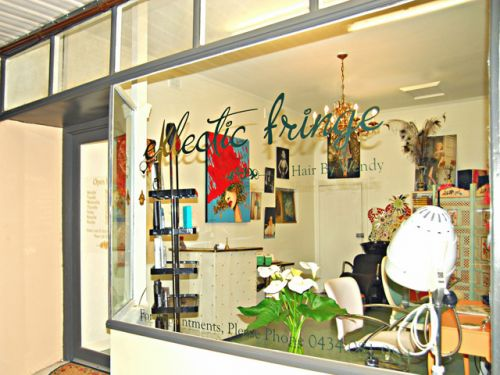eklectic fringe hair salon - Hairdresser Find
