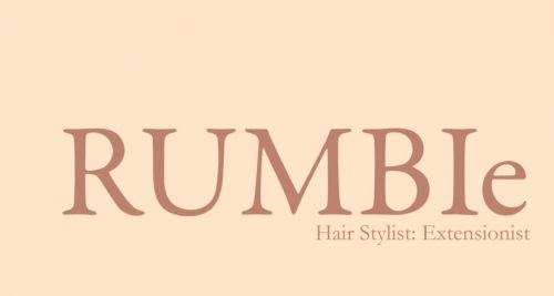 Rumbie Hairstylist Hair Extensionist - Hairdresser Find