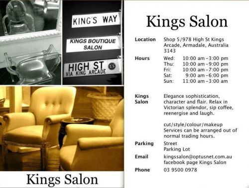 Kings Salon