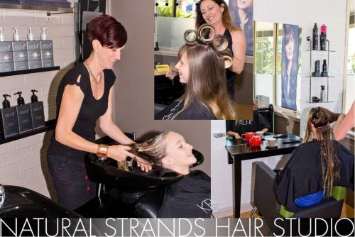 Natural Strands Hair Studio Pty Ltd - Hairdresser Find