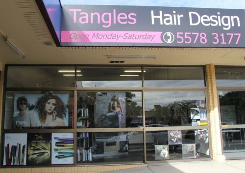 Tangles Hair Design | Hair Salon | Hairdressing