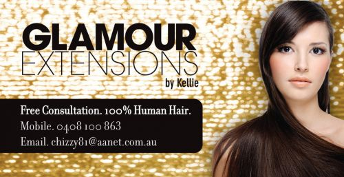 GLAMOUR EXTENSIONS by Kellie - Hairdresser Find