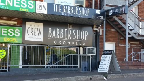 the Barber Shop cronulla