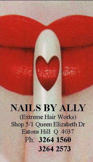 Nails by AllyExtreme Hair Works - Hairdresser Find