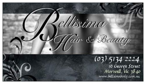 Bellisima Hair amp Beauty - Hairdresser Find