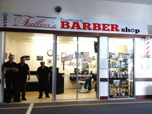 Fallon's Traditional Barber Shop
