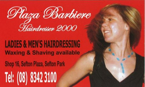 Plaza Barbiere Hairdresser  - Hairdresser Find