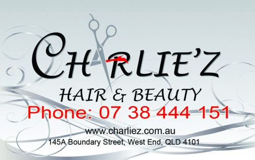 Charlie'z Hair amp Beauty - Hairdresser Find