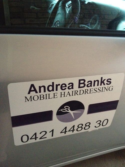 Andrea Banks Mobile Hairdressing