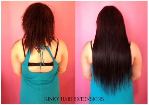 Kinky Hair Extensions