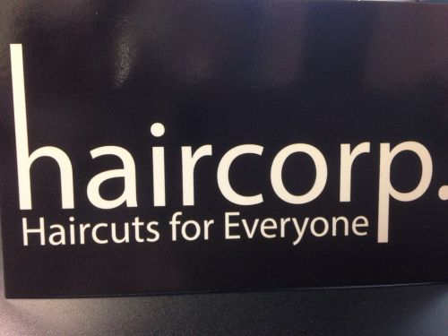 Haircorp haircuts for everyone - Hairdresser Find