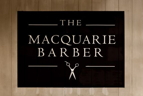 The Macquarie Barber - Hairdresser Find